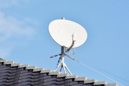 電波を迅速にキャッチ適切な場所に設置
