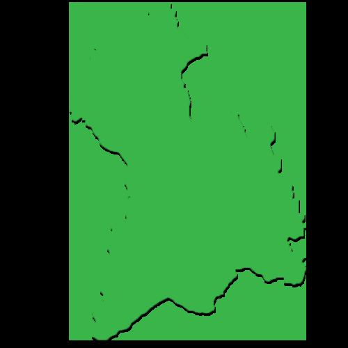 箕面市のmap