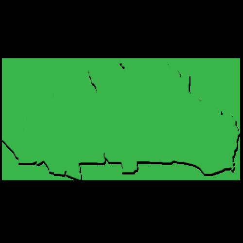 大東市のmap