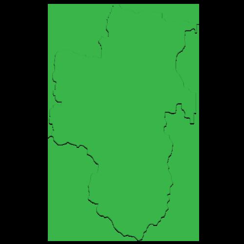 富田林市のmap