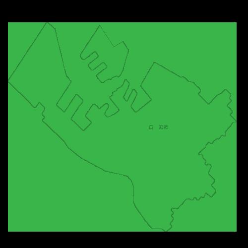 泉大津市のmap