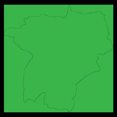 柏原市のmap