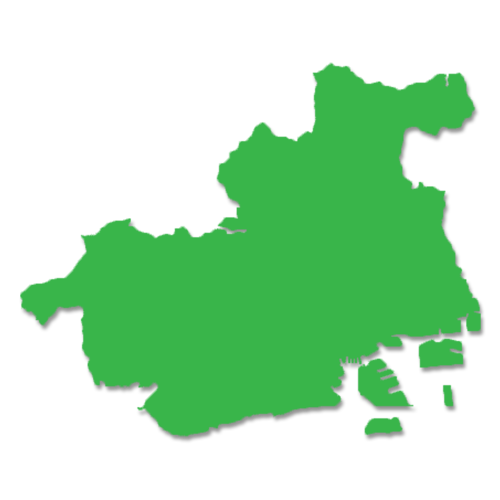 神戸市のmap